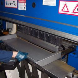 Custom-Fabrication---Brake-Trumpf-in-action